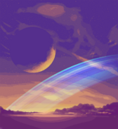 Dragon Valley (FP2) Background Sunset