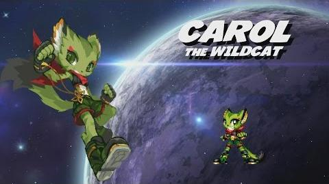 Freedom Planet 2 Preview - Carol Gameplay