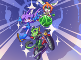 Team Lilac