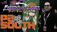 Pax South 2016 Freedom Planet Creator Stephen DiDuro Interview