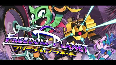 Freedom Planet Official Launch Trailer