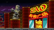 Fortune Night Zao Mall Entrance