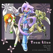 Team Lilac II by sash0