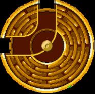 Relic Maze Wheel