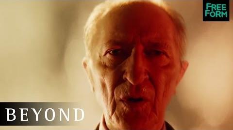 Beyond 1x03 Clip Holden Gets Angry Freeform