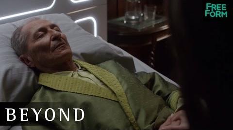 Beyond 1x03 Clip Willa and Arthur Freeform