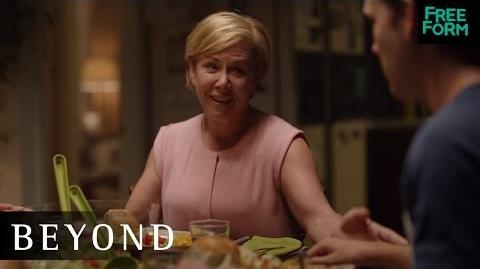 Beyond 1x01 Sneak Peek Family Dinner Freeform
