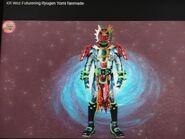 Kamen Rider Woz Futurering Ryugen Yomi