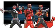 SPD-Fire-Squad-Team