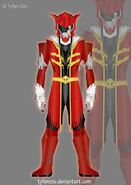 Another Gokai Red