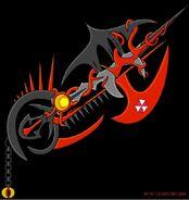 Resident evil tyrant keyblade by frgrgrsfgsgsfgggsfsf d1y8ooq-fullview