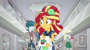 Sunset Shimmer is holding something.png