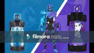 Kamen Rider Build UnicornRarity Trial Form