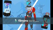 Kamen Rider Build TrixieLeo Form