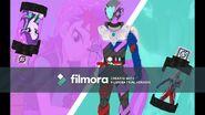 Kamen Rider Build ZeroGlimmer Form