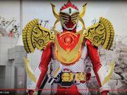 Kamen Rider Baron King Form