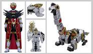 Ryusoul moria dino fury silver ranger by redgalaxy93 deardsf-fullview