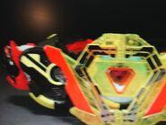 Ark-Zero-One Progrisekey and Hiden Zero-Two Driver