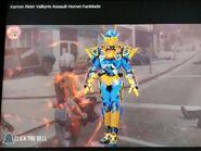 Kamen Rider Valkyrie Assault Hornet