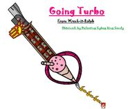 Keyblade design 1 going turbo by overpoweredclefairy d64k2kh-fullview