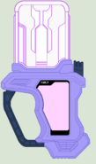 Karate Fighting Cure Fortune Gashat