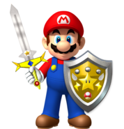 Mario the knight of the star by banjo2015 d8rwt92-fullview