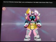 Kamen Rider Poppy Maximum Toki Meki Crisis Level 99