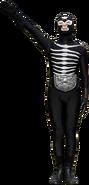 KRTOS-Shocker Combatant (Bone)