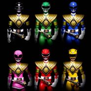 Mighty morphin power rangers in dragon shields by mraldenrd05 dbt714o-fullview