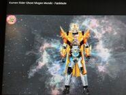 Kamen Rider Ghost Mugen Muteki Damashii