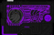 Fanmade gamecreating genm progrise key by zeronatt1233 ddti2ey-pre