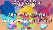 Let's Get It Done Lyrics Trolls The Beat Goes On Season 6!
