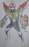 Orb dark cyber zeppandon armor by dcd10unite ddzj4st-pre