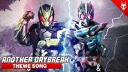 Kamen Rider Reiwa The First Generation - Theme Song FULL『Another Daybreak』by JxTakanori Nishikawa