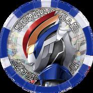Ultraman Gruebe Medal