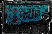 KR01-Rocking Hopper Zetsumerise Key