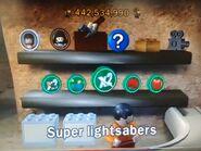 Super Lightsabers
