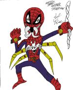 Another spider man supaidaman by cd rice ddiaxyn