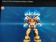 Kamen Rider Para-DX Maximum Perfect Puzzle Gamer Level 99