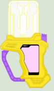Star Showtime Cure Twinkle Gashat
