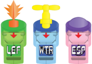 Fourze x kirby element ability switches set 3 by oplomega dbp1arj-fullview