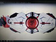 Ark Zero-One Progrisekey and Ark Driver