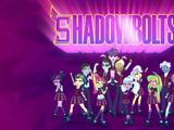 Equestria Girls: Shadow Five VS Humane Five