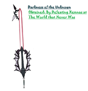 Keyblade design 8 darkness of the unknown by overpoweredclefairy d6aynpb-pre