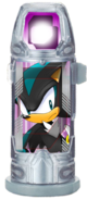 Platinum the Hedgehog Capsule