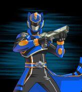 Blue-deka-ranger
