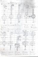 Keyblade set 3 by garciarael d26pc2k-fullview