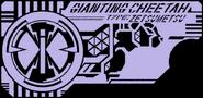 Gianting Cheetah Zetsumerise Key