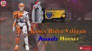 Assault Hornet Progrisekey