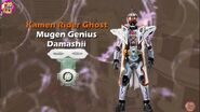 Mugen Genius Ghost Eyecon